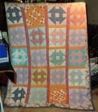 Vintage NC Handmade Quilt