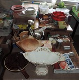 Large Lot of General Household and Kitchen Items