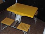 1970's Folding Pic Nic Table