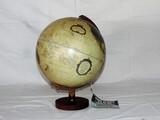 Replogle Globe on Wood Base