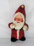 1950's Cloth Santa Claus