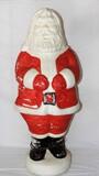 Vintage 1970's Santa Blow Mold
