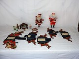 Lot of Vintage Christmas Items
