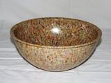 Vintage Brook Park Confetti Bowl