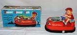 Mint in Box Original Japan New Happy Drive Car