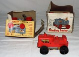 (3) Marx Toys The Climbing Tractor