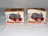 (2) Marx Toys The Climbing Tractor