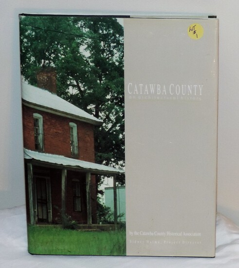1991 Catawba County NC:  An Archaeological History
