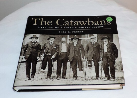 The Catawbans by Gary R. Freeze