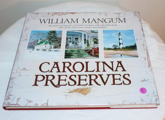 William Mangum's Carolina Preserves