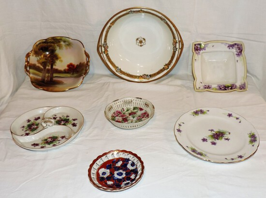 Lot of miscellaneous china