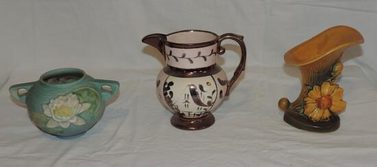 Lot of decorative ware