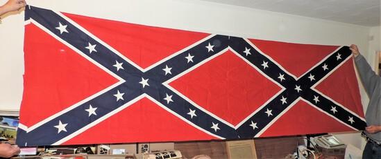 Vintage Uncut Confederate Flag