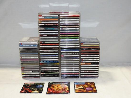 Tray Lot CD's
