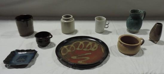 Tray Lot Studio Pottery