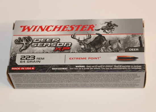 Winchester 223 Rem 64 Grain