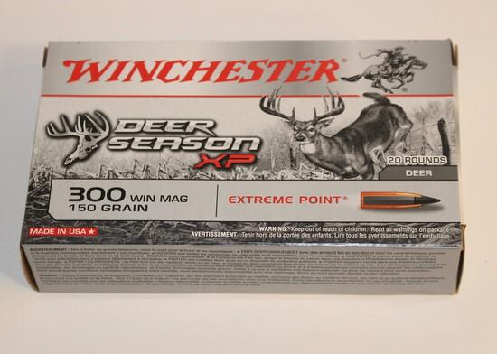 Winchester 300 WinMag 150 Grain