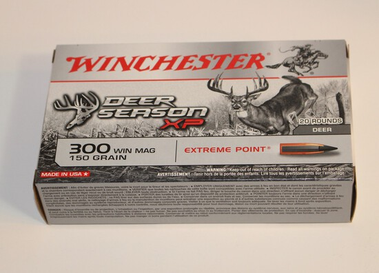 Winchester 300 Win Mag 150 Grain