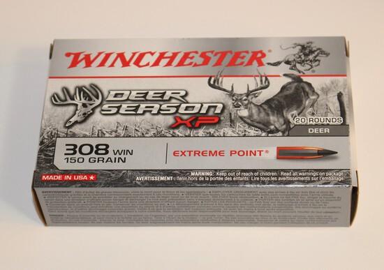 Winchester 308 Win 150 Grain