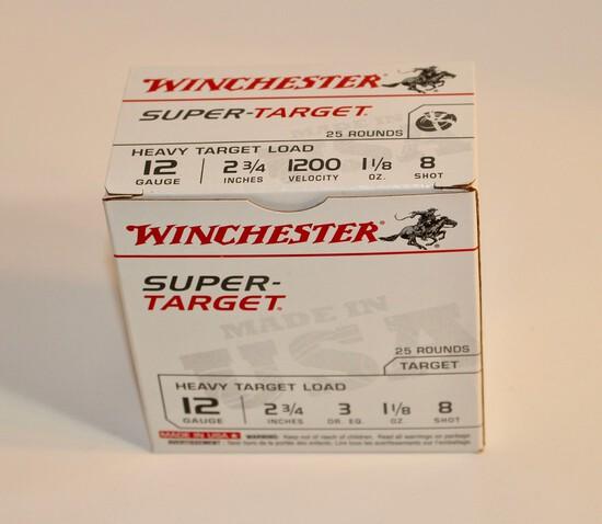 Winchester 12 Gauge Shotgun Shells