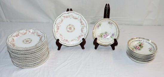 Lot of Victorian China