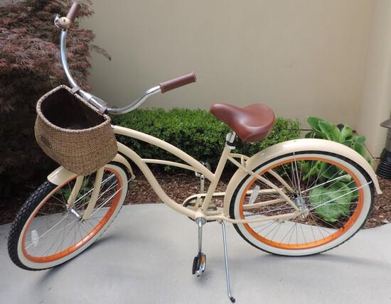 SIXTHREE ZERO Nantucket Style Country Bicycle