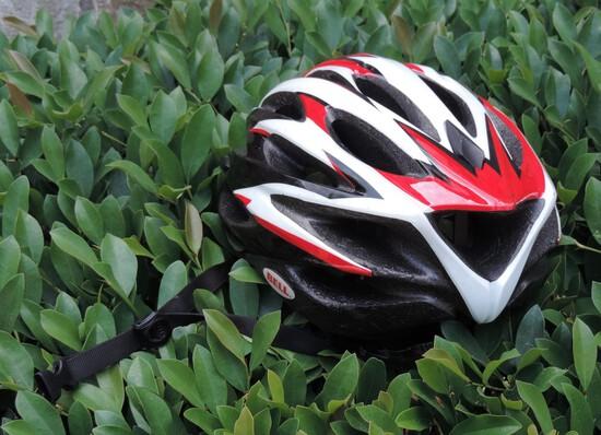 Bell Size Large Helmet