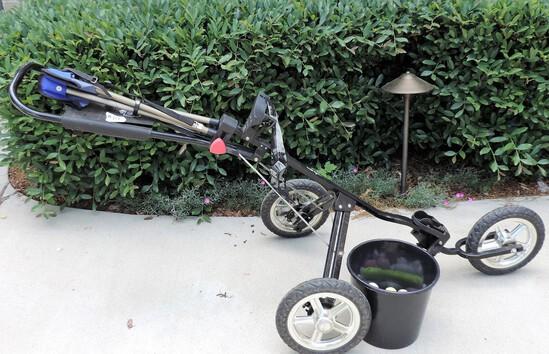 Walter Hagen High End Golf Bag Cart