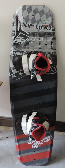Hyperlight Premier Waveboard with Circuit Boots
