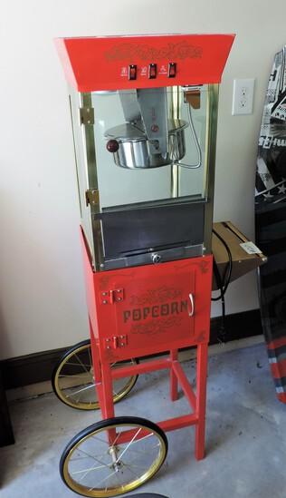 Tops Popcorn Machine New Never Used