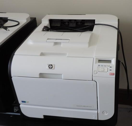 HP Laser Jet Pro Printer 400