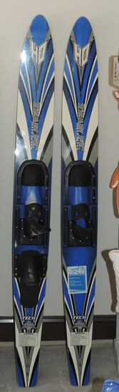 Tech Thermoset 2000 Water Skis