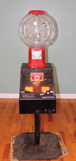 Gumball Machine with Basketball Goal