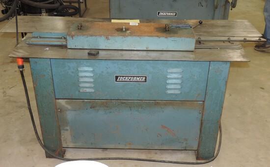 Lockformer Hemming Rollformer