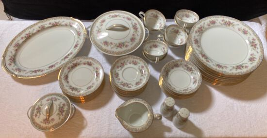 50+ Pieces of Noritake China