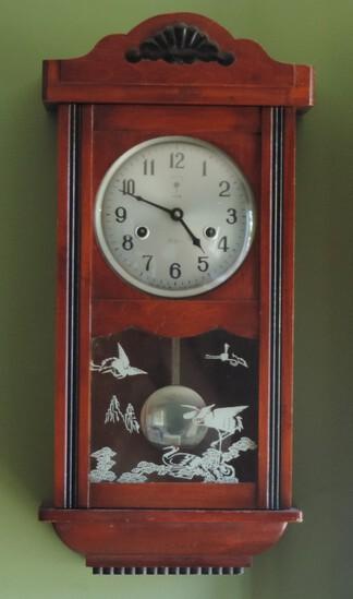 Polarius 31 Day Wall Clock