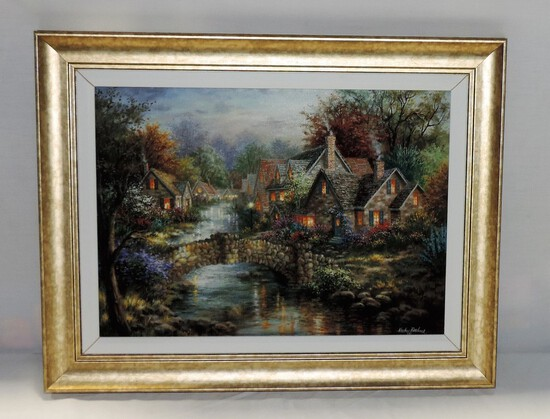 Nicky Boehme Color Print In Frame