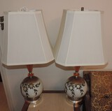 Lot of Vintage Lamps