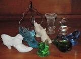 Decorative Glass Lot