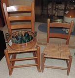 Wooden Chair Lot