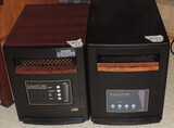 Pair of Eden Pure Electric Heaters