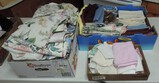 Towel and Linen Lot