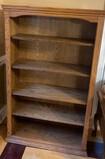 Large Oak Bookcase