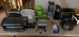 Kitchen Appliance Lot