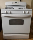 GE Gas Stove and Oven