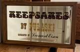 Pulaski Furniture Keepsakes Bar Mirror