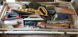 Lot of Tile Tools