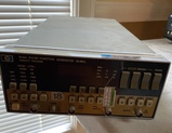 Hewlett Packard 8116A Pulse-Function Generator