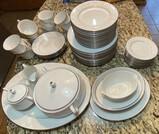 Set of Noritake Ranier China