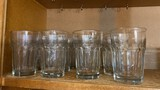 Lot of Assorted Every Day Drinking Glasses and Bowls
